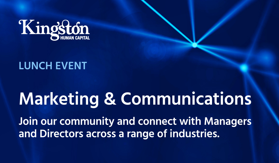 Marketing & Communications Kingston Human Capital