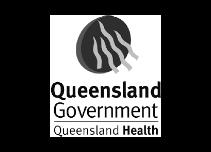 Queensland Health BW@2x